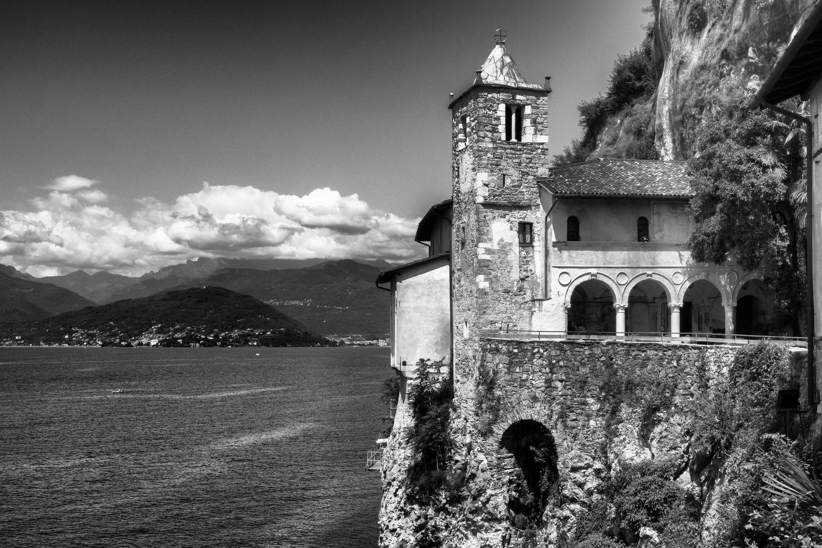 Monastero di Santa Caterina del Sasso, Leggiuno