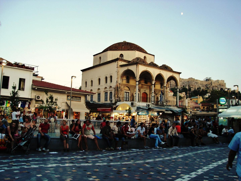 Monastiraki ,Athens