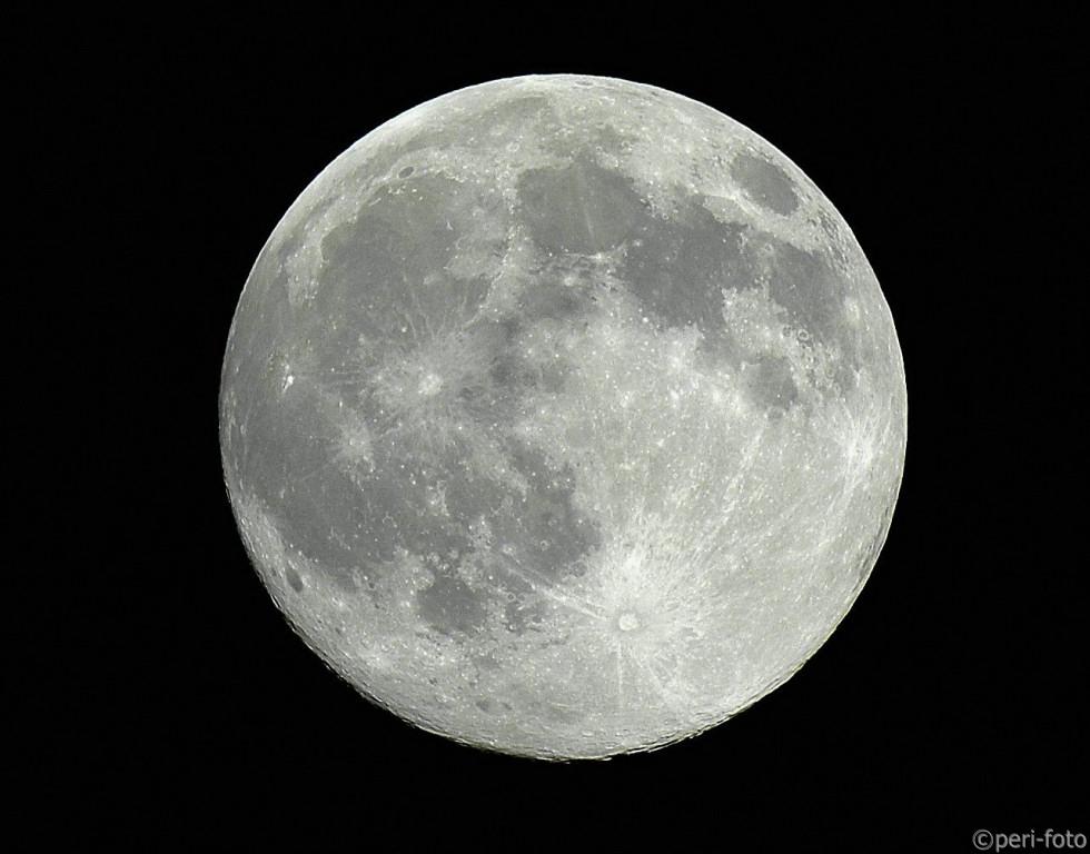 Mond 1. Versuch