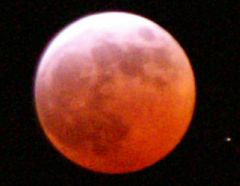 Mond am 03.03.2007