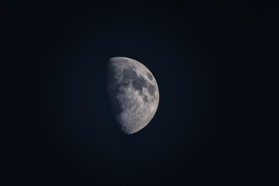 Mond am 25.7.15