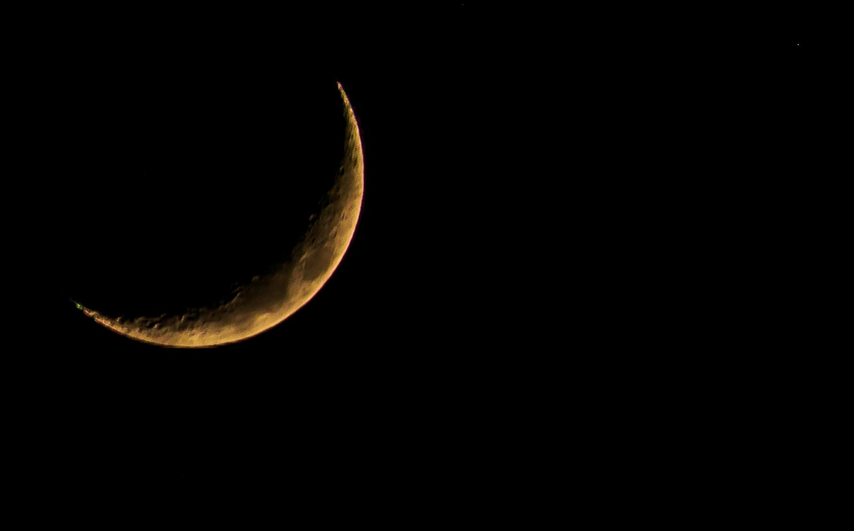 Mond am 28.03.