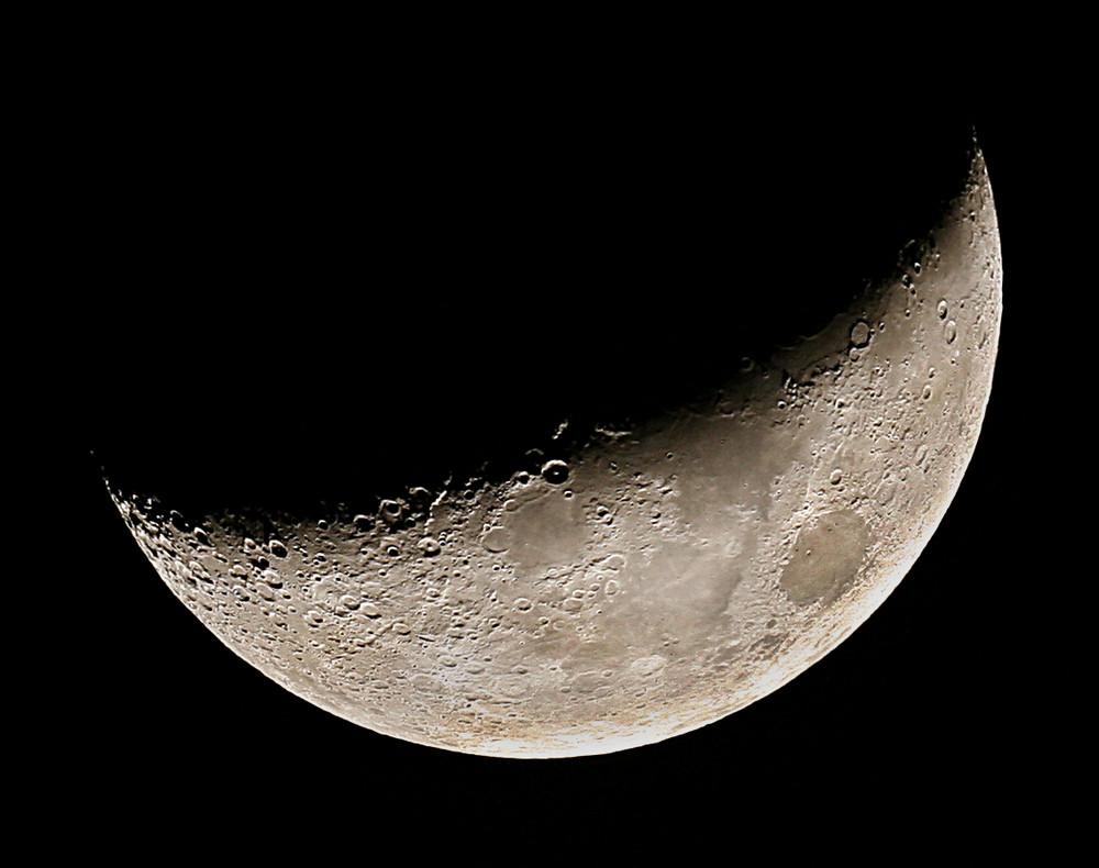 Mond am 4.5.2007