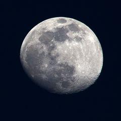 Mond am 5.04.2020