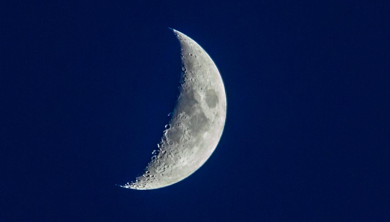 Mond am18.06.18 21:00 Uhr