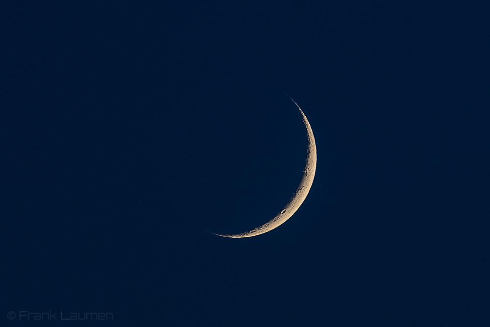Mond an der Müritz
