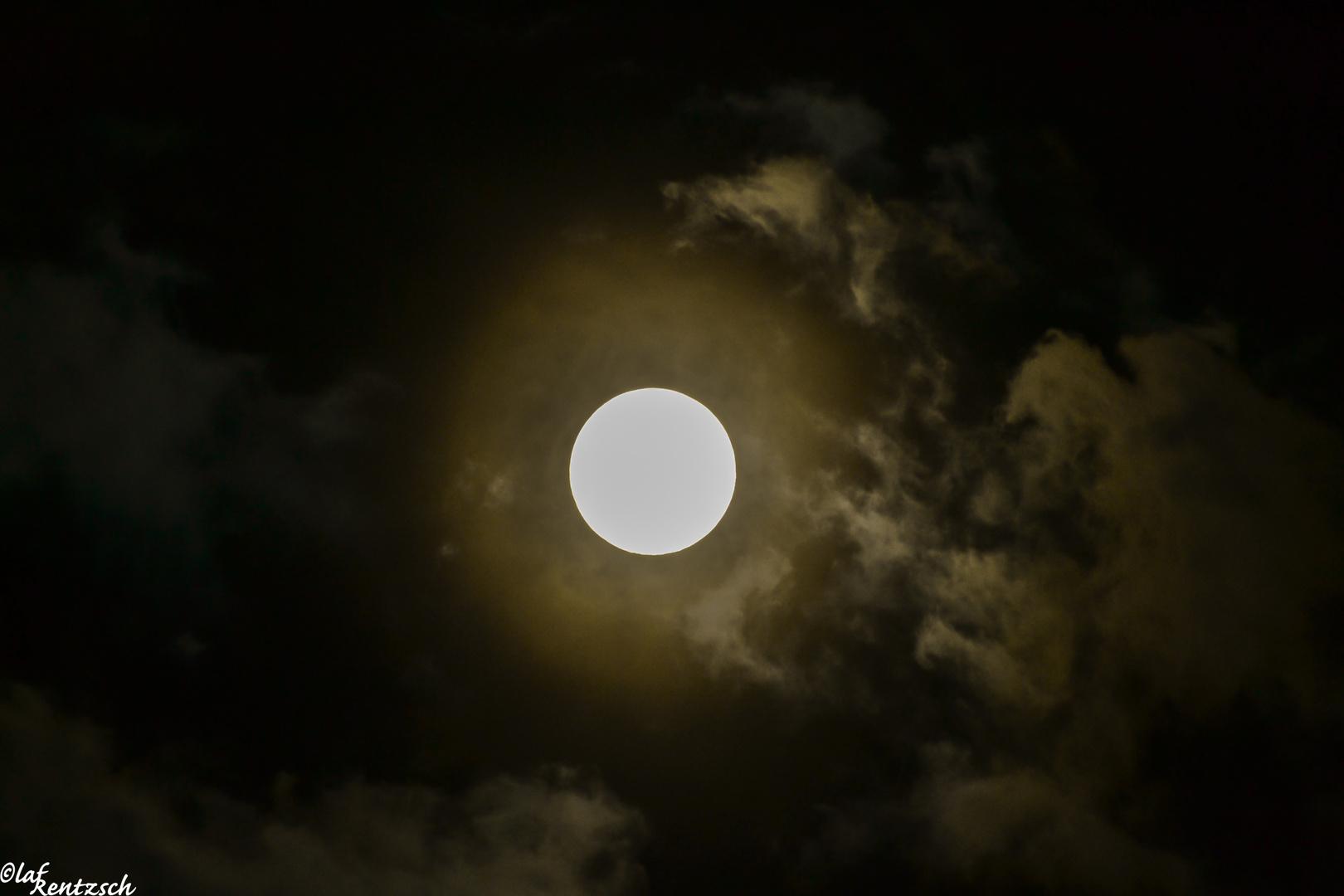 Mond August 2014 II