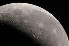 Mond durchs Teleskop