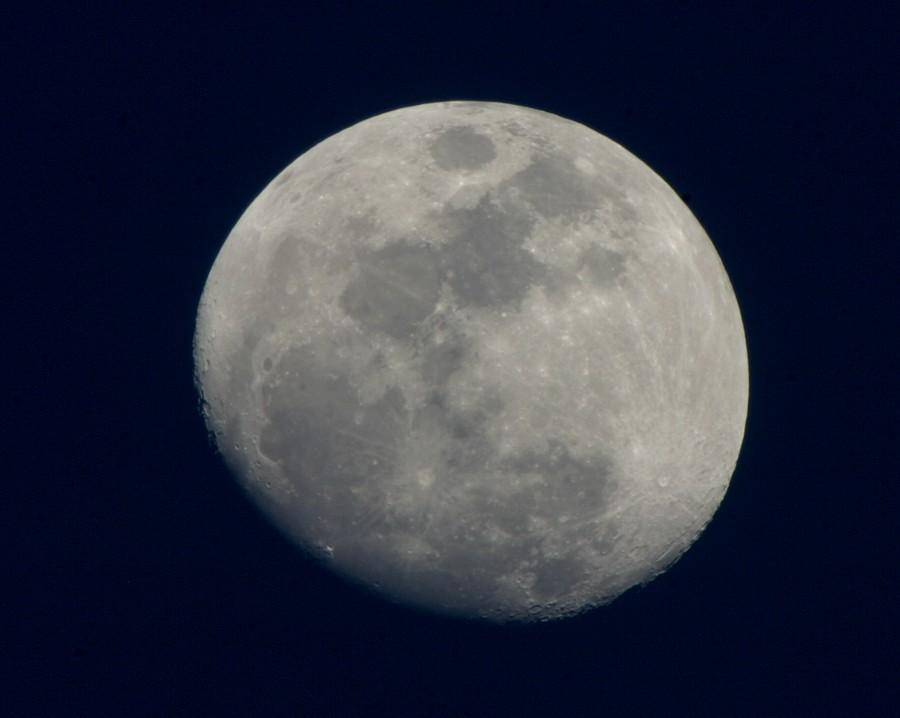 Mond in Afrika
