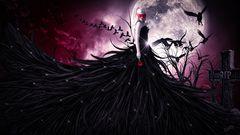 Mond Königin