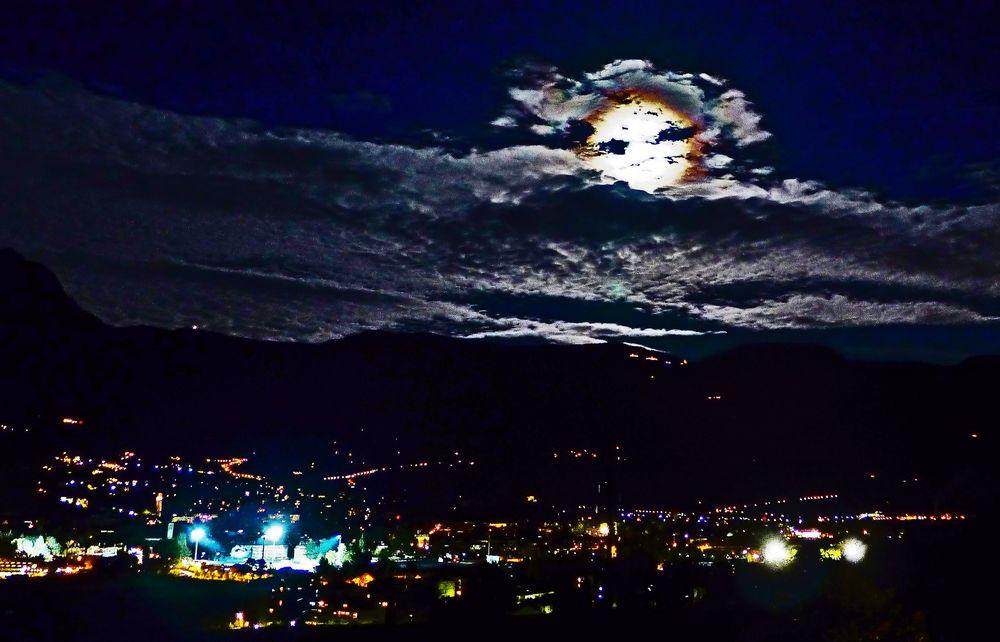 """"""" Mond - Nacht """""""