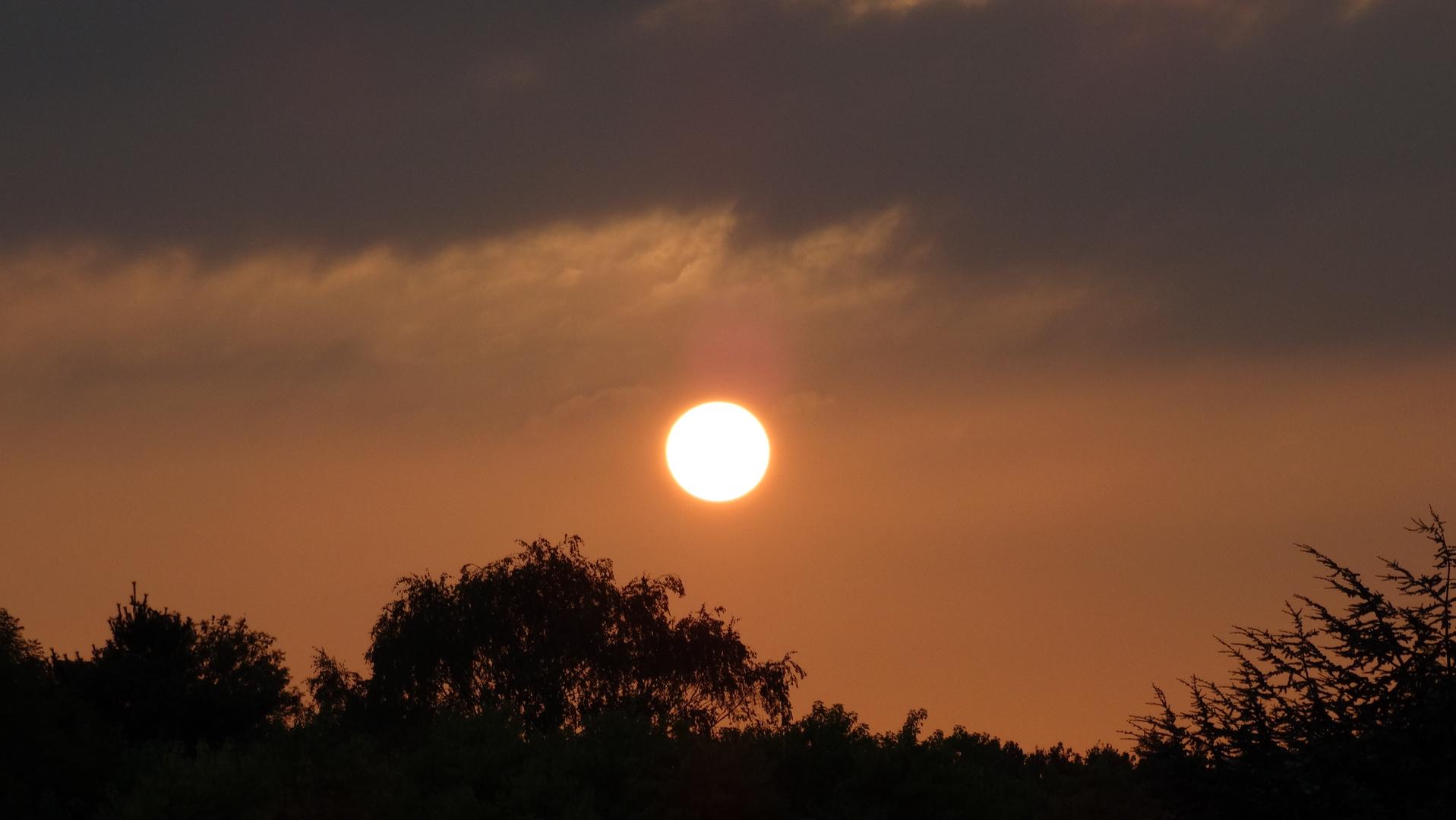 Mond oder Sonne !?