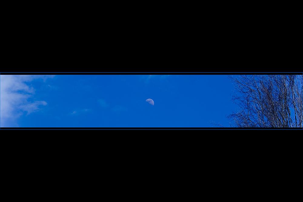 Mond-Strip