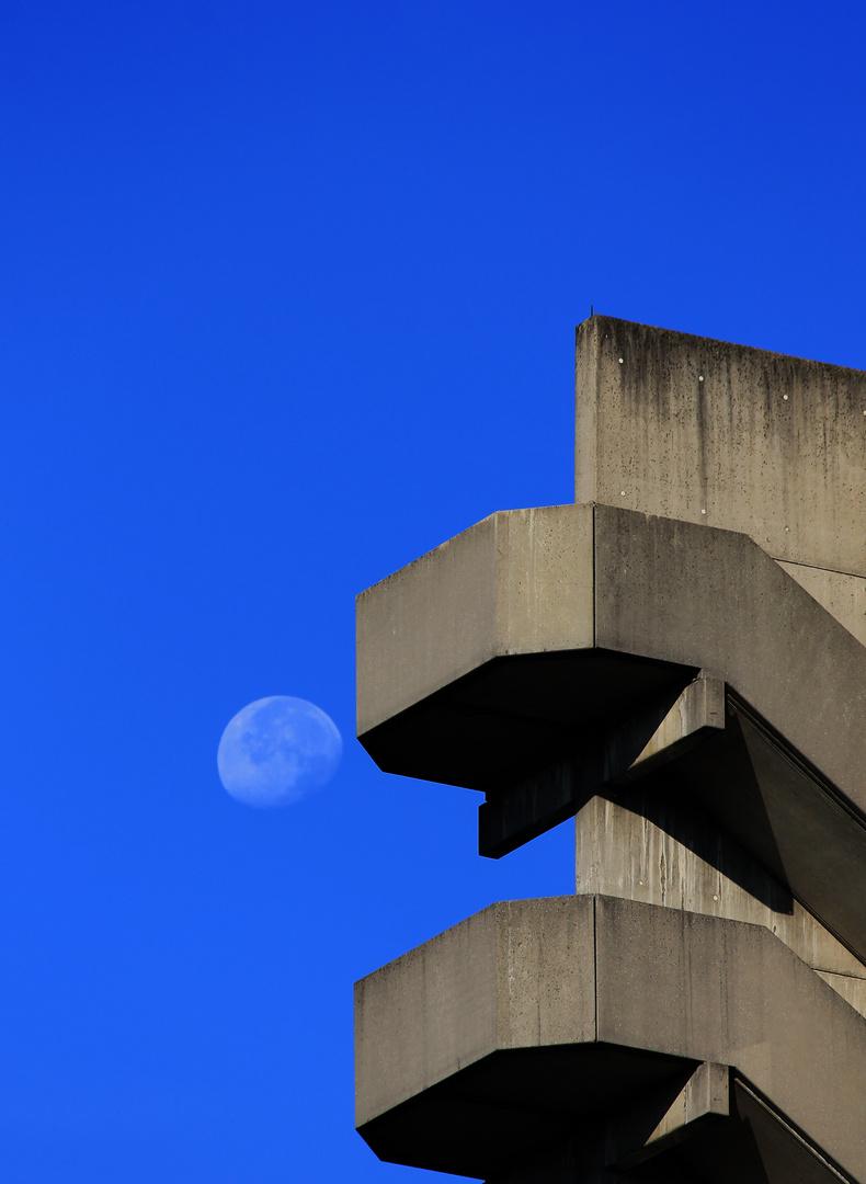 Mond? Treppen?