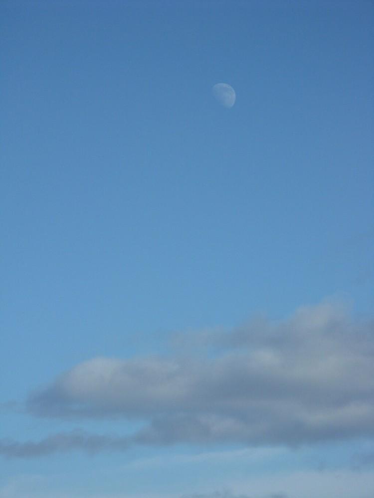 Mond über Pico