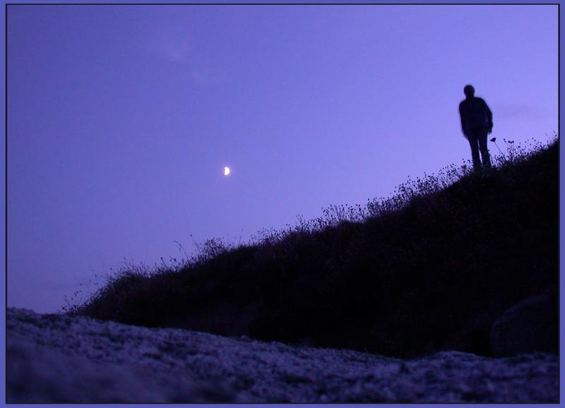 Mond -und Lissy- in Poulfoen