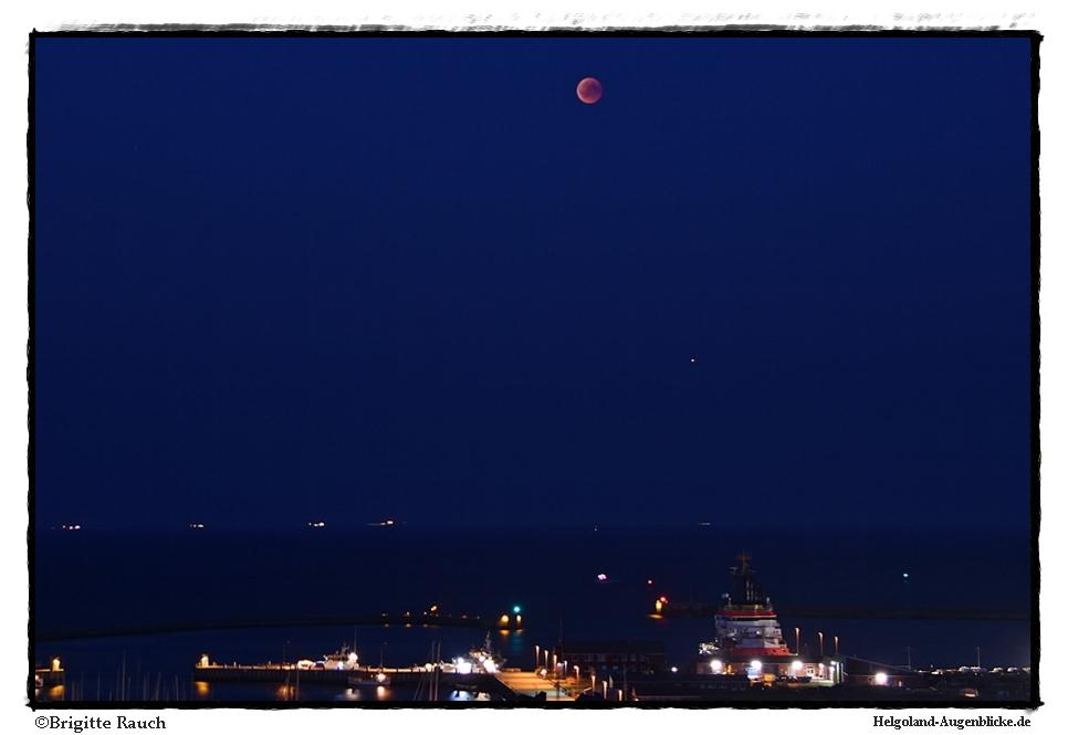 Mond und Mars zur MoFi