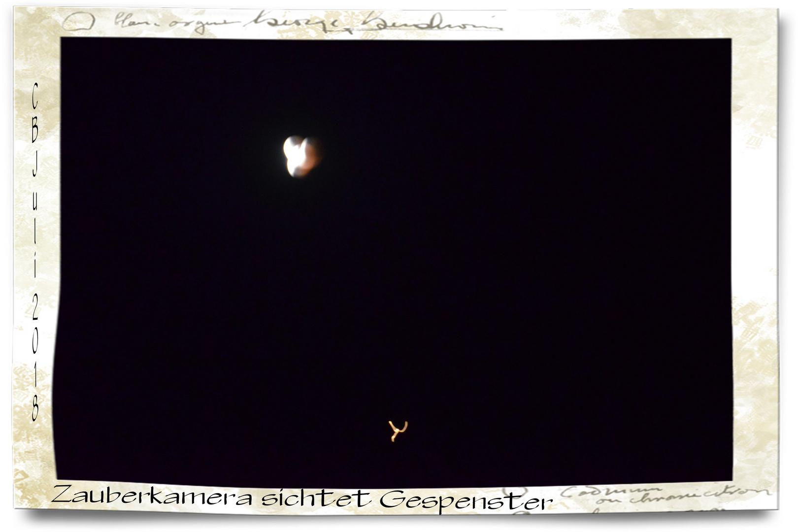 Mond- und Marsengel