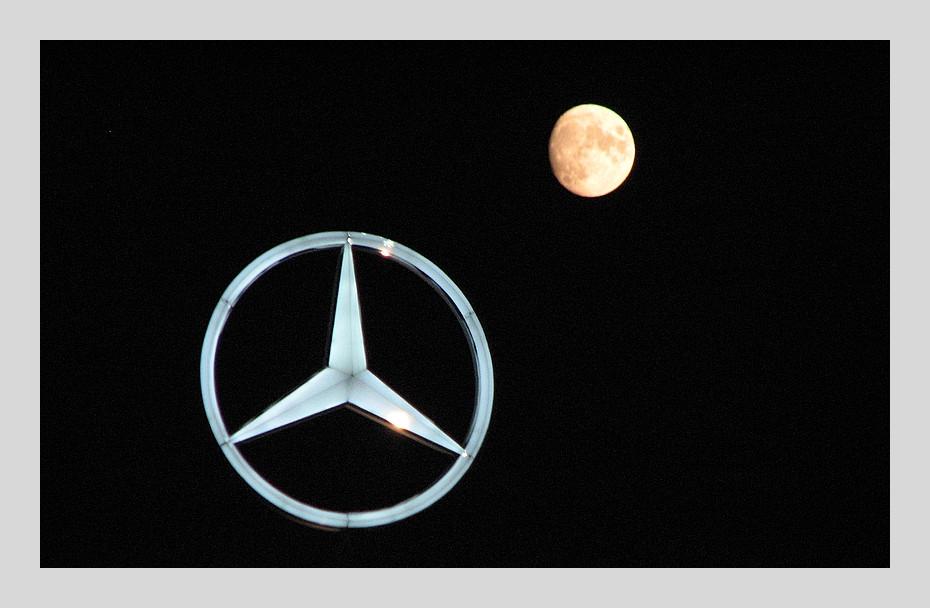 """Mond und """"Stern"""""""