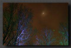 Mond und Stern