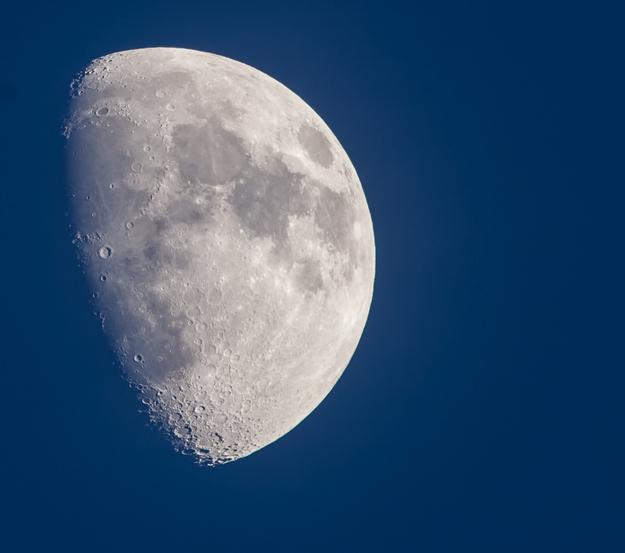 Mond vom 07.06.14