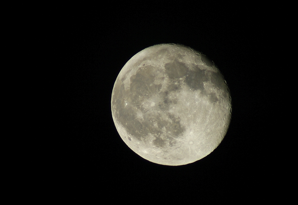 Mond vom 12.11.2011