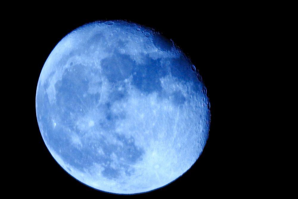 Mond vom 27.12.2015