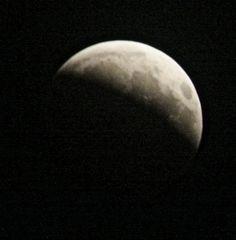 Mondfinsternis 16.08.2008 - Teil 2