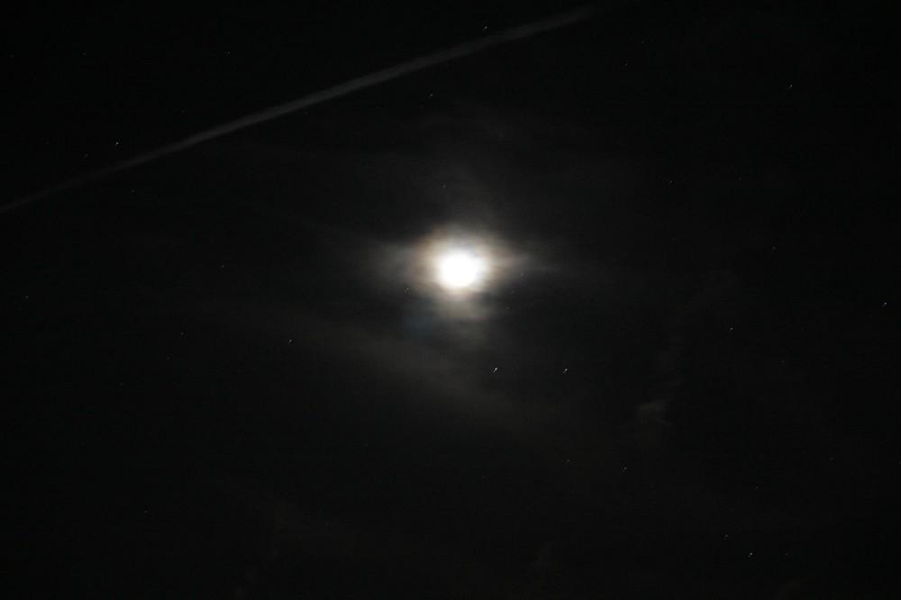Mondfinsternis 2008