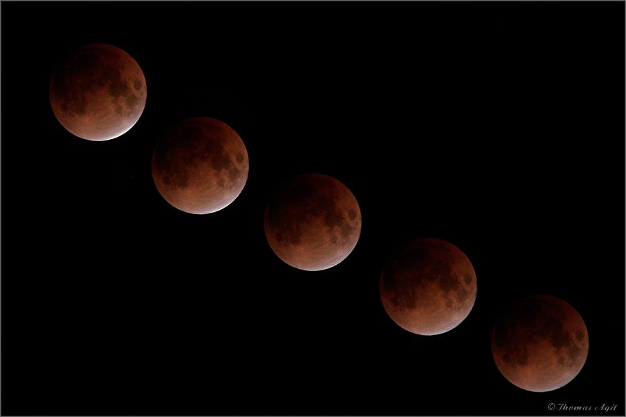 Mondfinsternis am 21.02.2008
