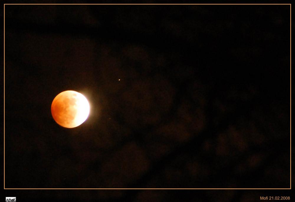 Mondfinsternis II am 21.02.02