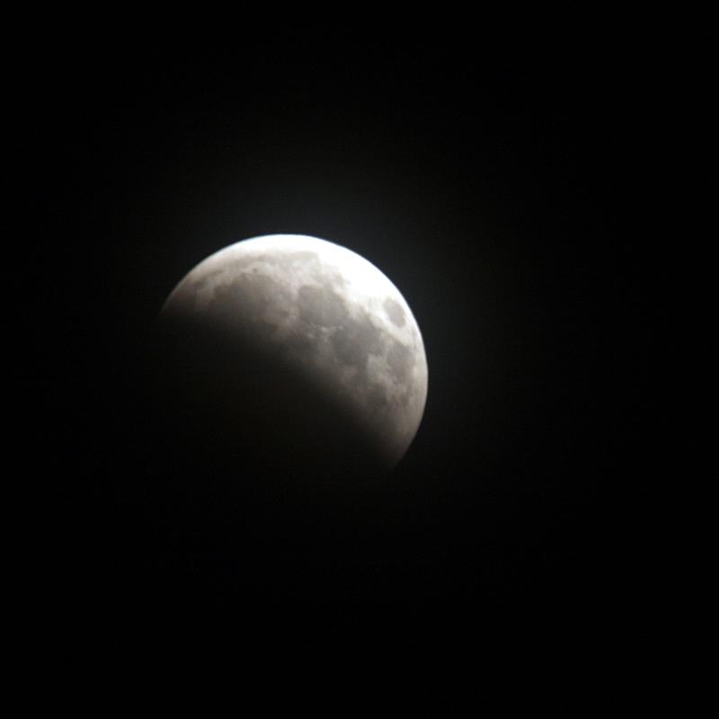 Mondfinsternis II