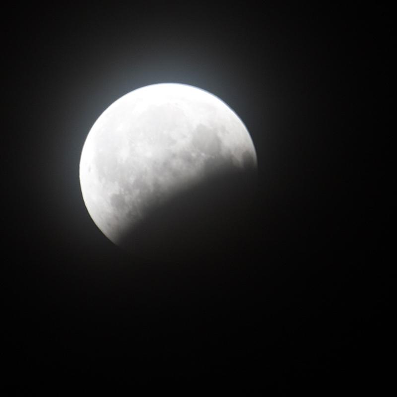 Mondfinsternis VI