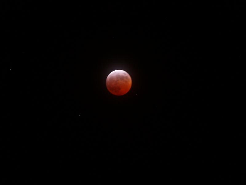 Mondfinsternis vom 3. März 2007
