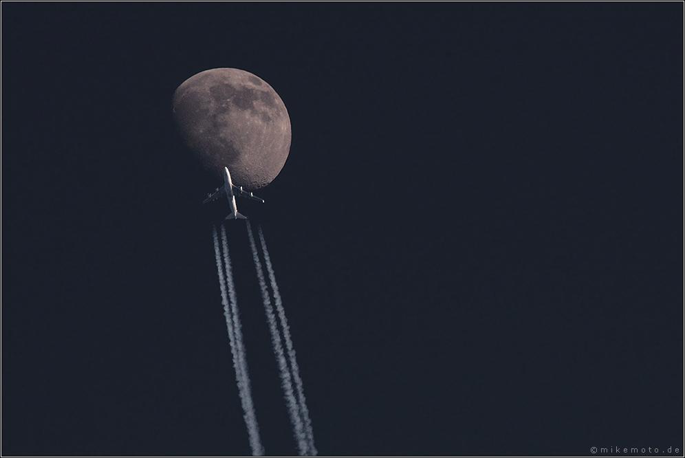 Mondflug ohne Apollo