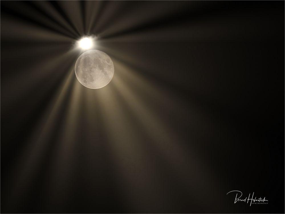 Mondlicht ....
