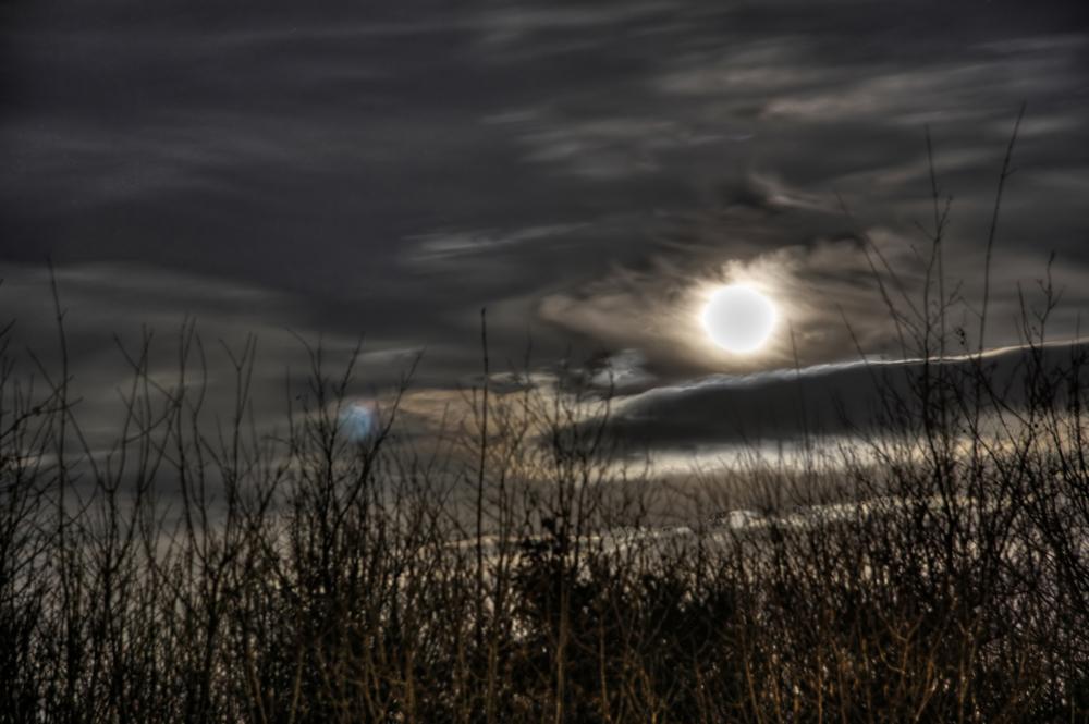 ... Mondnacht ...