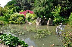 Mondo Verde - chinesischer Garten