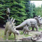 Mondo-Verde - Dinosaurier im Park