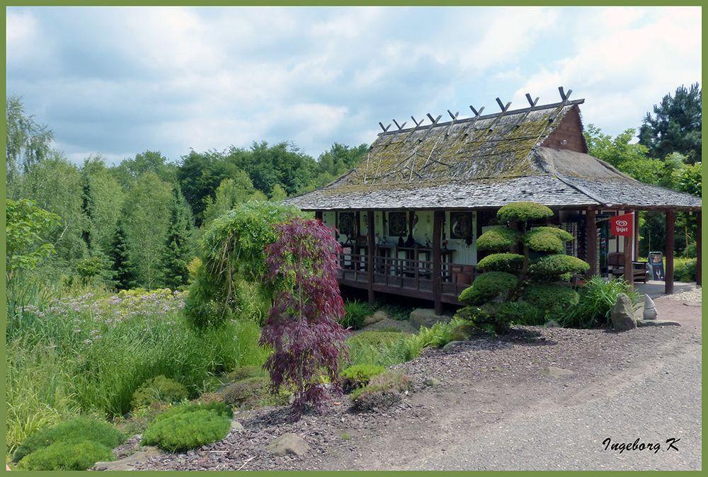 Mondo-Verde - - Haus im chinesischen Garten