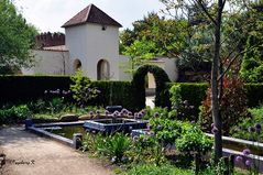 Mondo Verde - spanischer Garten - Alcazar - Gartenanlage