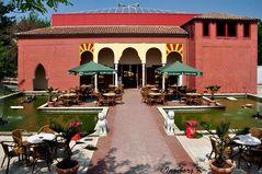 Mondo Verde - spanischer Garten - Alcazar - Restaurant