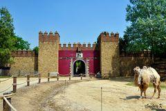 Mondo Verde - spanischer Garten - Eingang zum Alcazar