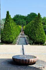 Mondo Verde - spansicher Garten - Springbrunnenanlage