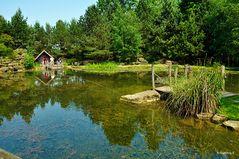 Mondo Verde - Teich mit Zugflos