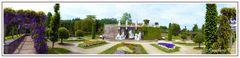 Mondoverde - Blick auf den Trevibrunnen -