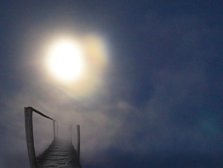 Mondpfad