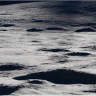 Mond....Schneelandschaft