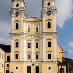 Mondsee Basilika Pfarre St. Michael