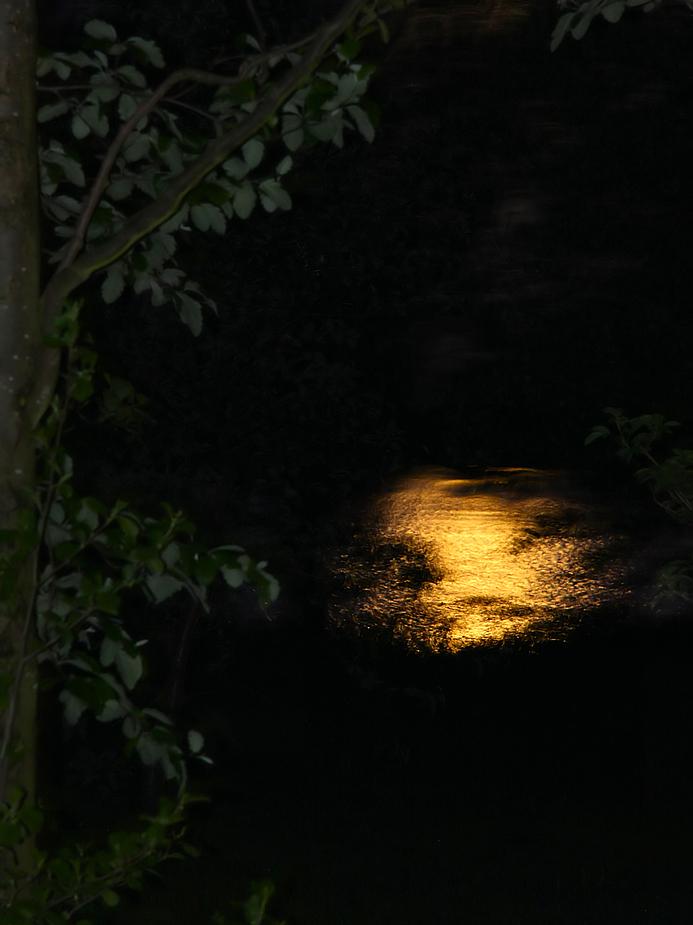 Mondspiegel ...